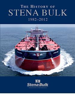 The History of Stena Bulk 1982–2012