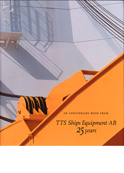 TTS Ships Equipment AB 25 years